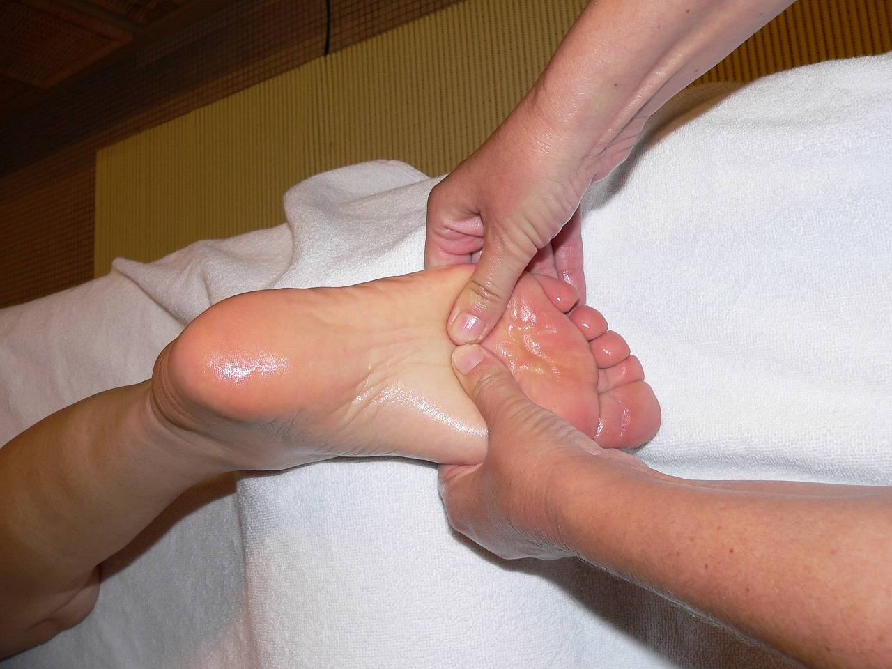 massage drainant des jambes