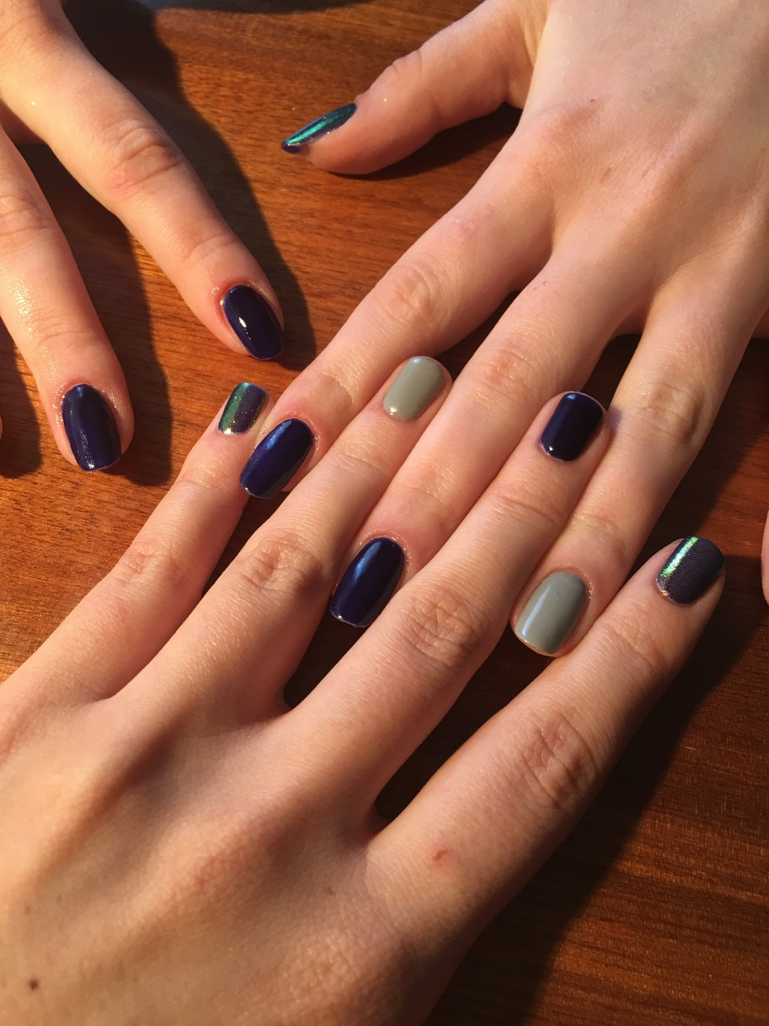 vernis ongles chez O'Naiade spa Plaisance du Touch