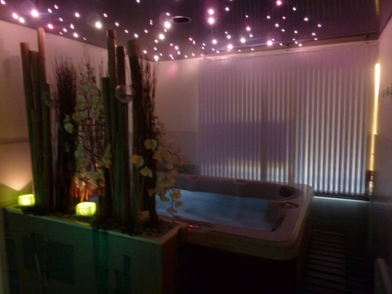 séance de Jacuzzi privative Toulouse